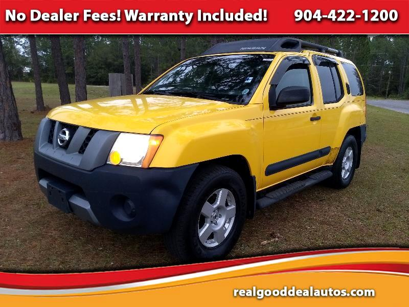 Nissan Xterra OR 2WD 2005