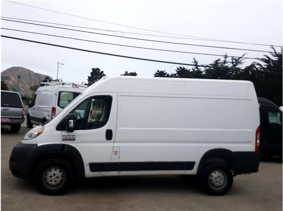 RAM Promaster 1500 High Roof Tradesman 136-in. WB 2017