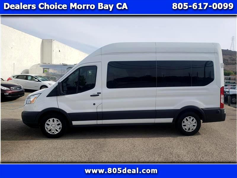 Ford Transit 350 Wagon High Roof XL w/Sliding Pass. 148-in. WB 2017