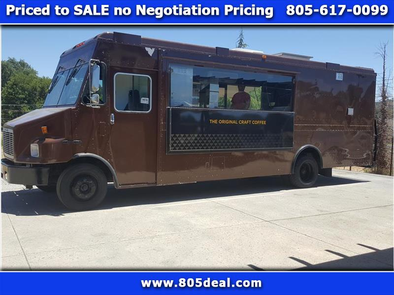 Freightliner MT55 Chassis  2005