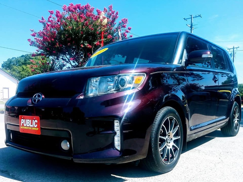 2013 Scion xB Scion 10 Series