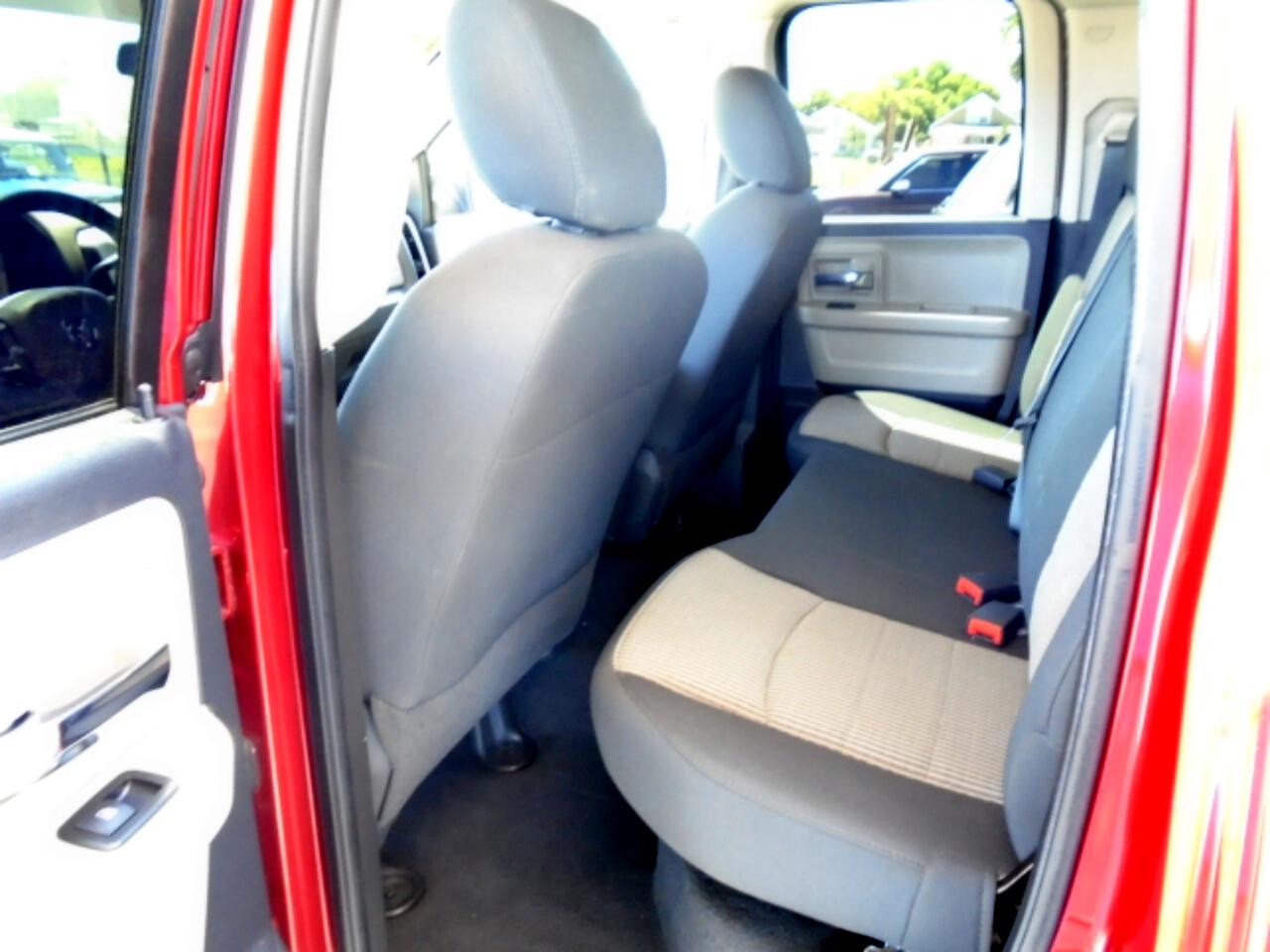 "Used 2010 Dodge Ram 1500 4WD Quad Cab 140.5"" SLT for Sale ..."