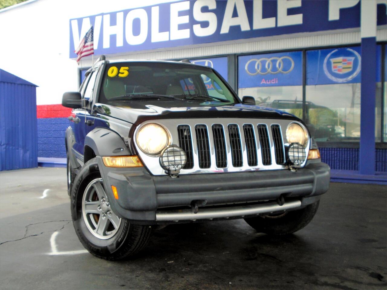 2005 Jeep Liberty 4dr Renegade