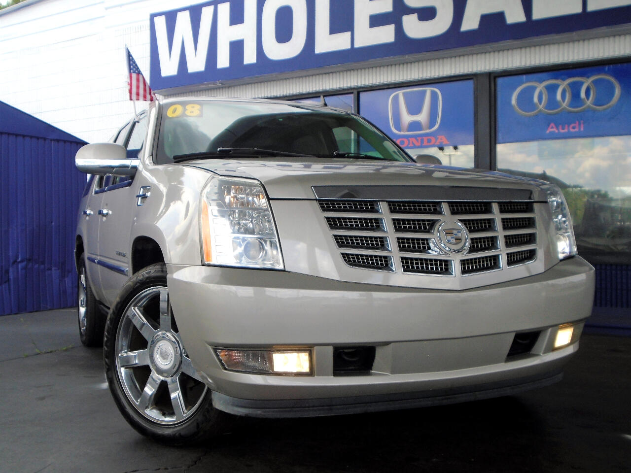 2008 Cadillac Escalade For Sale: Used 2008 Cadillac Escalade 2WD 4dr For Sale In Orlando FL