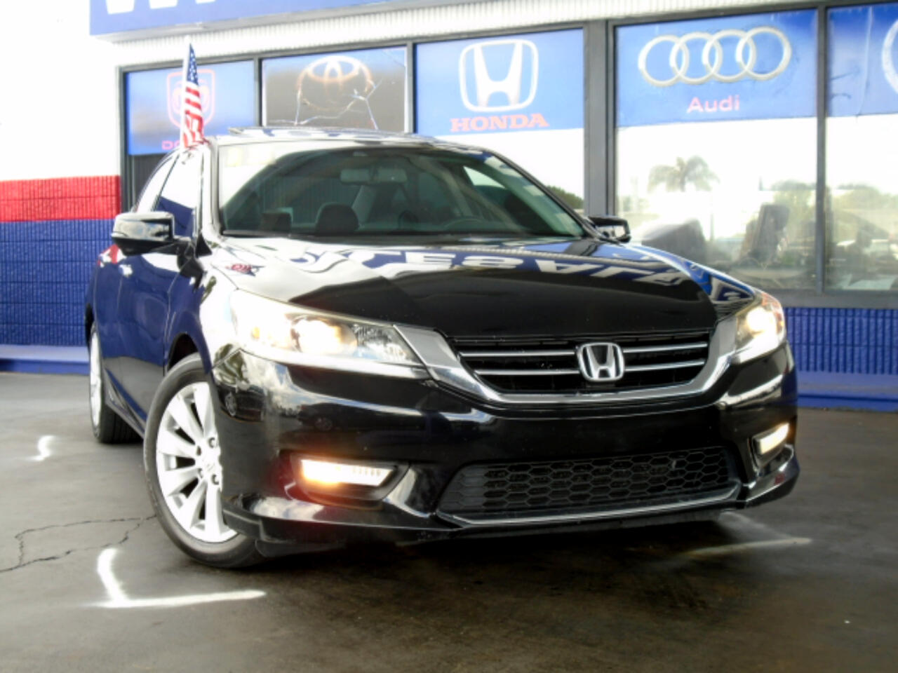2013 Honda Accord Sdn 4dr V6 Auto EX-L