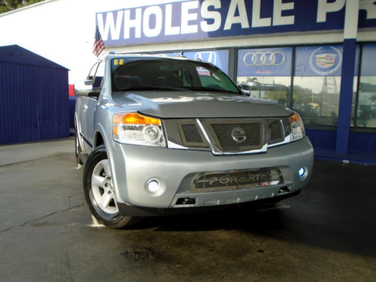 2011 Nissan Armada 2WD 4dr SL