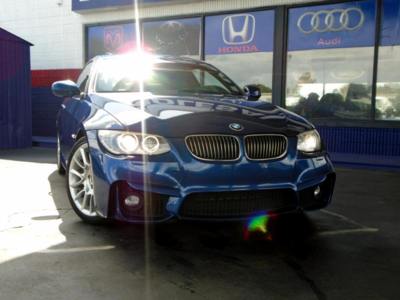 2011 BMW 3 Series 2dr Cpe 328i RWD