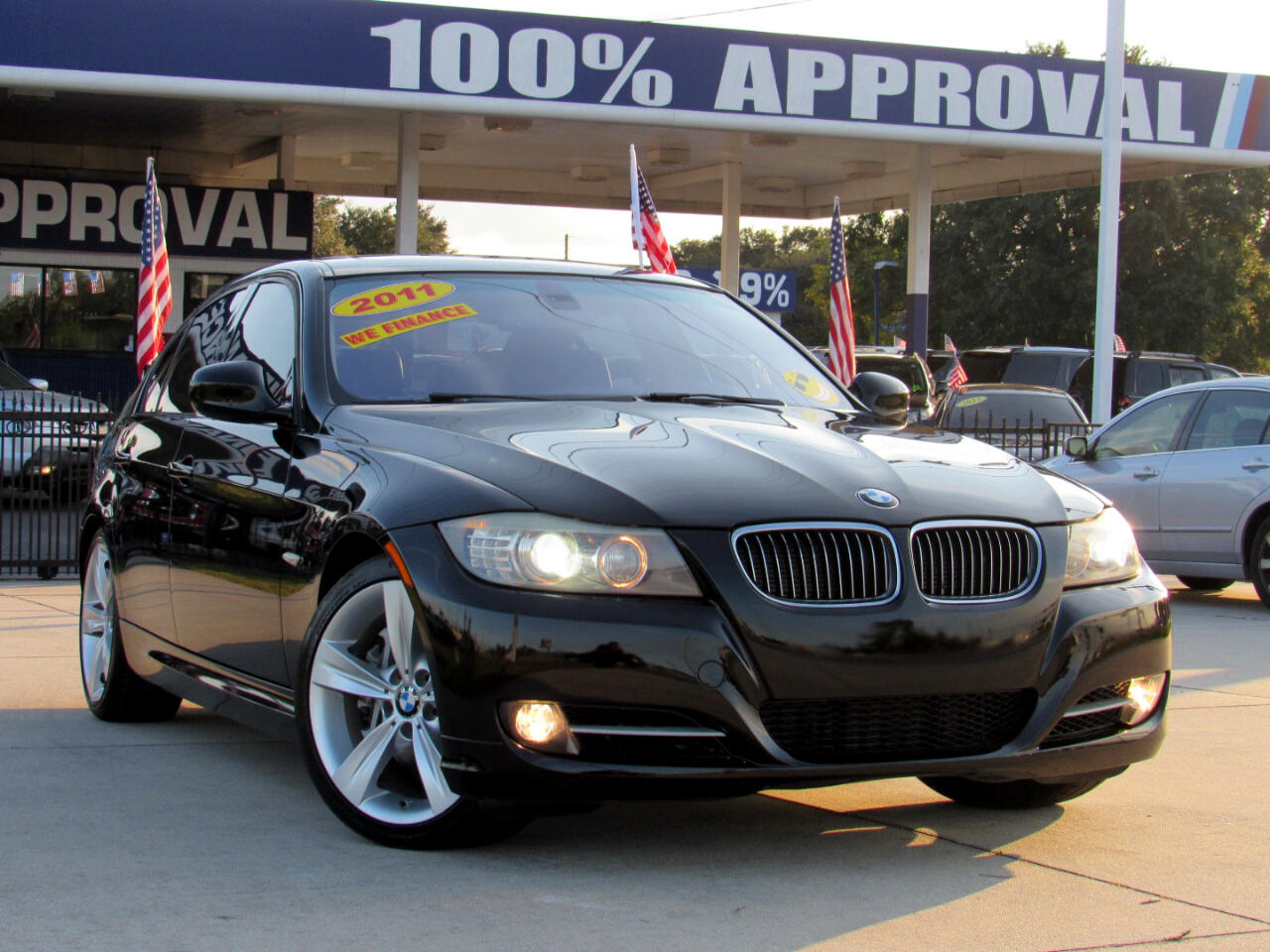 BMW 3 Series 4dr Sdn 335i RWD South Africa 2011