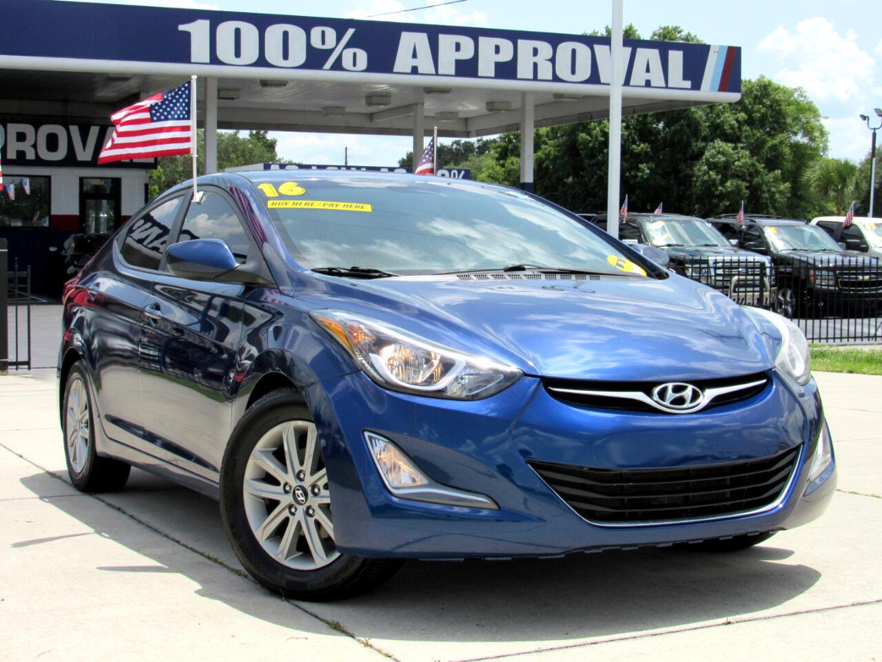Hyundai Elantra 4dr Sdn Auto SE (Alabama Plant) 2016