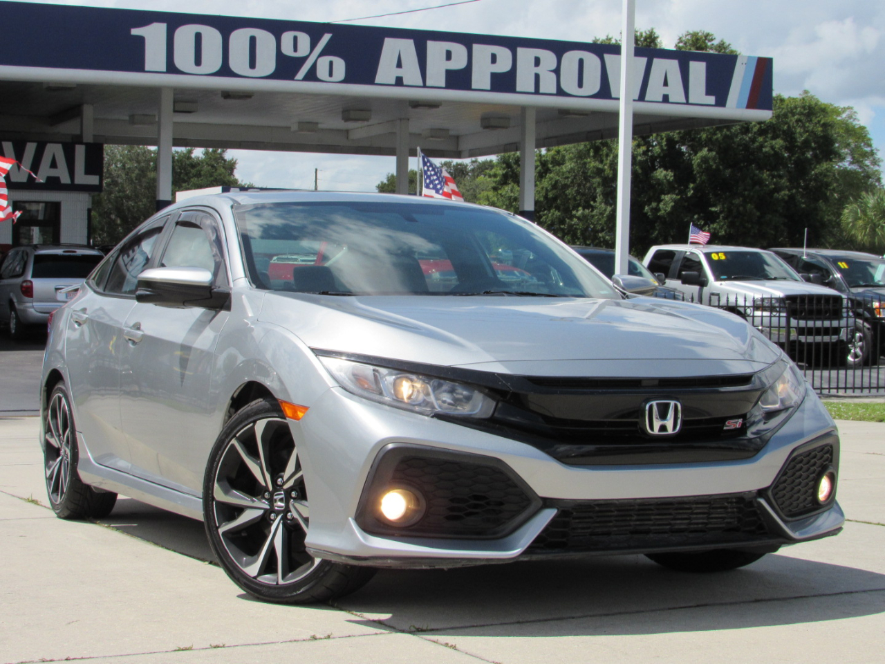 Honda Civic Sedan Si Manual 2017