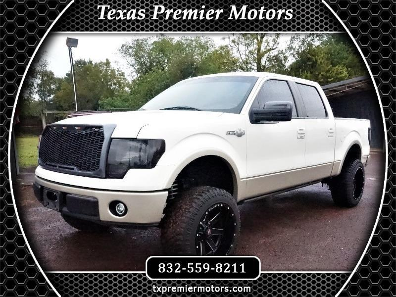 "2009 Ford F-150 2WD SuperCrew 139"" King Ranch"