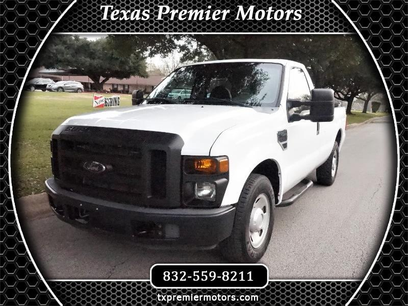 Ford F-250 SD XL 2WD 2009