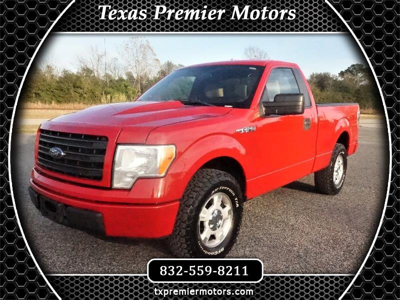 Ford F-150 XLT 6.5-ft. Bed 2WD 2013