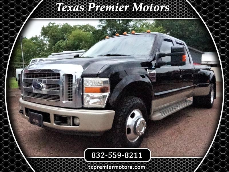 Ford F-350 SD King Ranch Crew Cab 2WD DRW 2009