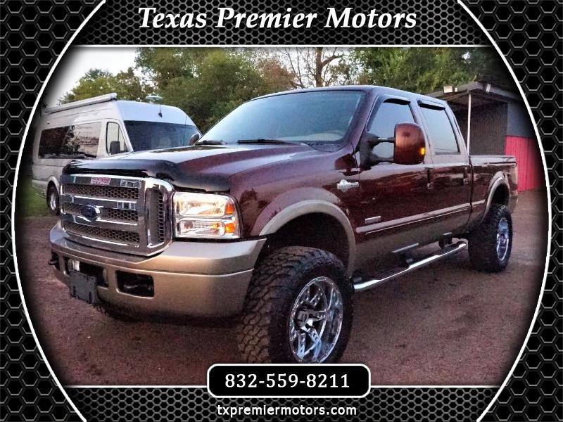 Ford F-250 SD King Ranch Crew Cab 4WD 2005