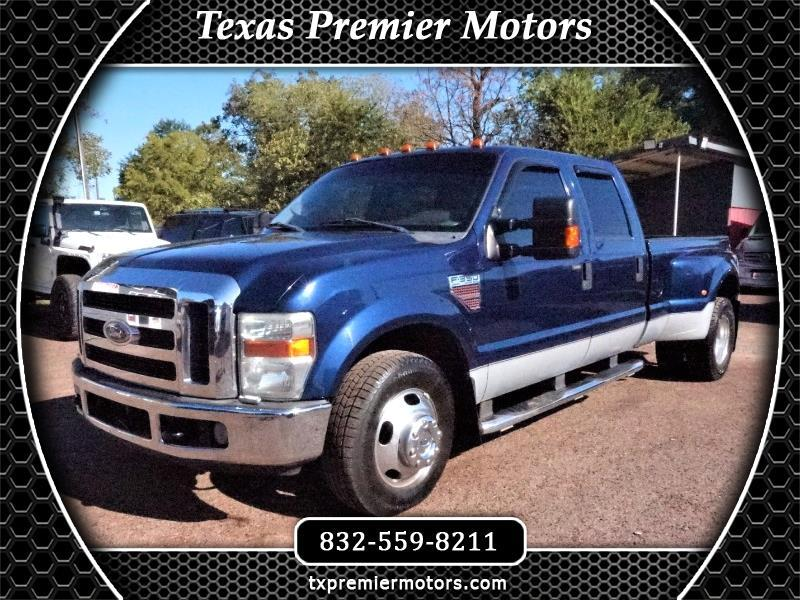 Ford F-350 SD Lariat Crew Cab Long Bed DRW 2WD 2008