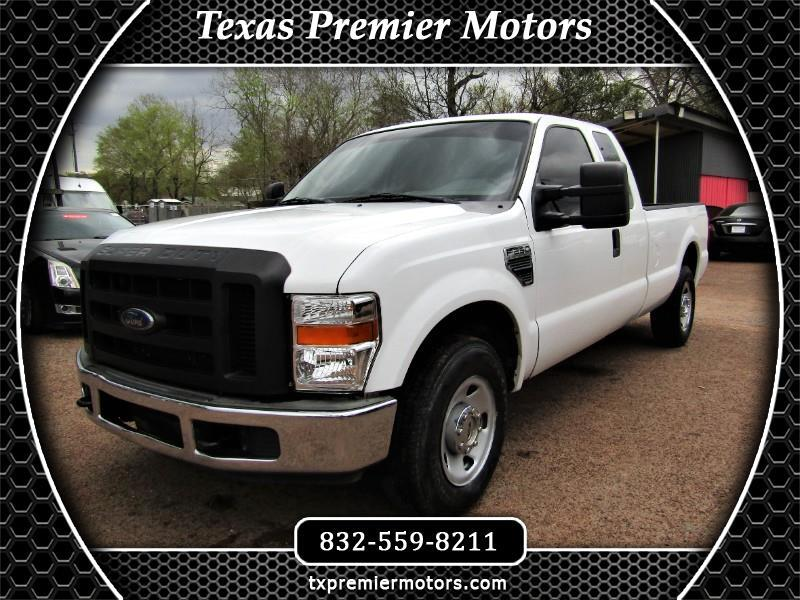 Ford F-250 SD XL SuperCab Long Bed 2WD 2008