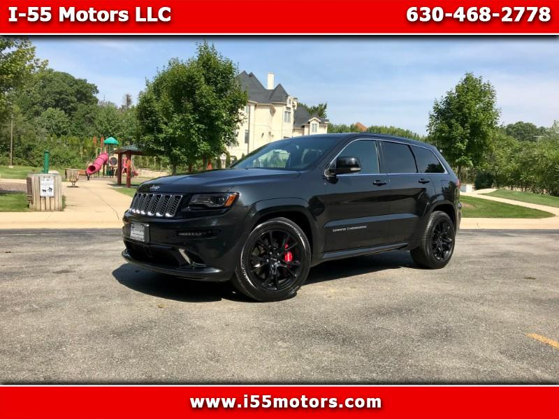 Jeep Srt8 For Sale Near Me >> Used 2015 Jeep Grand Cherokee Srt8 4wd For Sale In Lemont Il