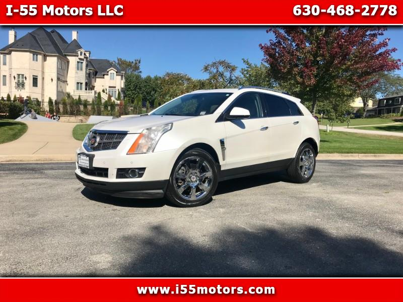 Cadillac SRX Performance Collection AWD 2010