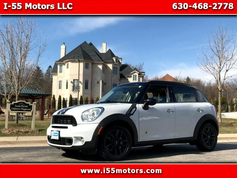 MINI Countryman S ALL4 2011