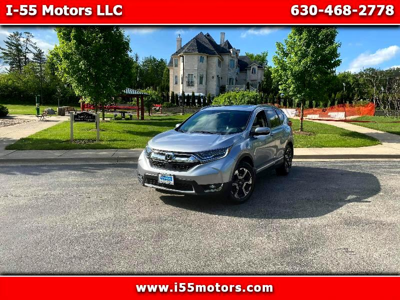 Honda CR-V Touring AWD 2017