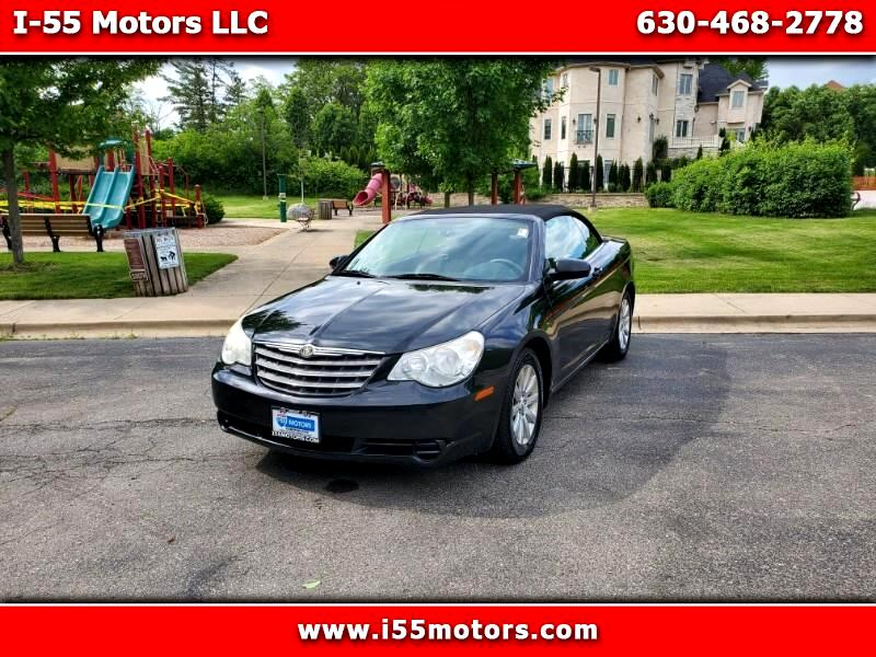 Chrysler Sebring Convertible Touring 2010