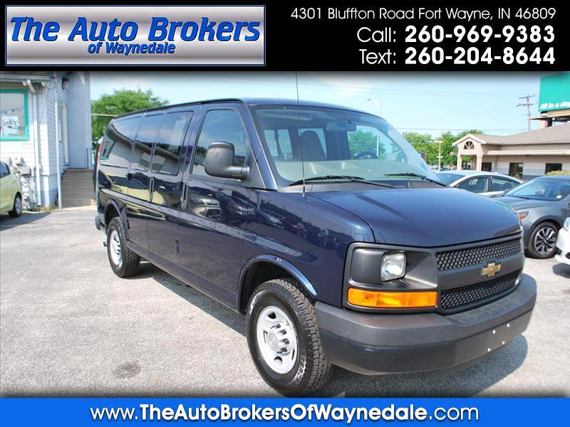Chevrolet Express LS 2500 2014