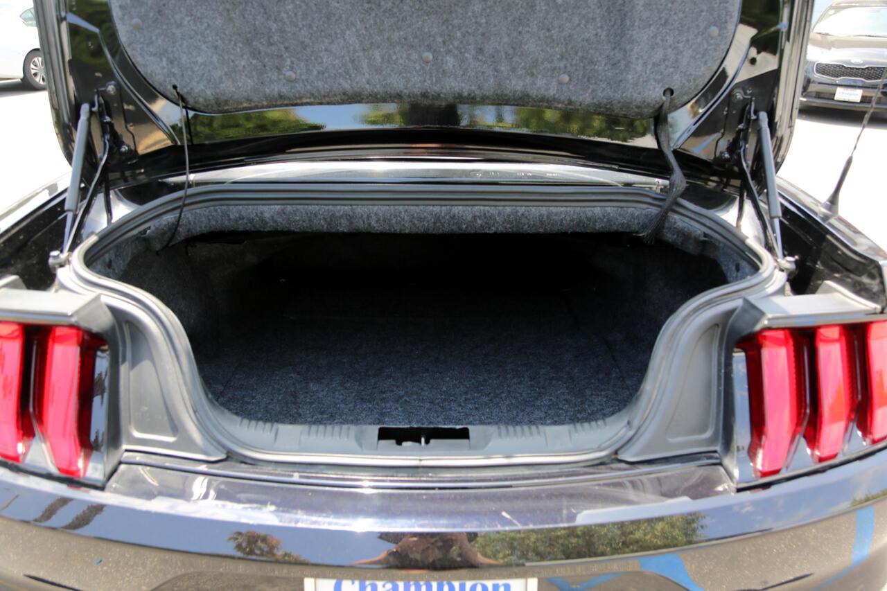 Ford Mustang GT Premium Convertible 2018