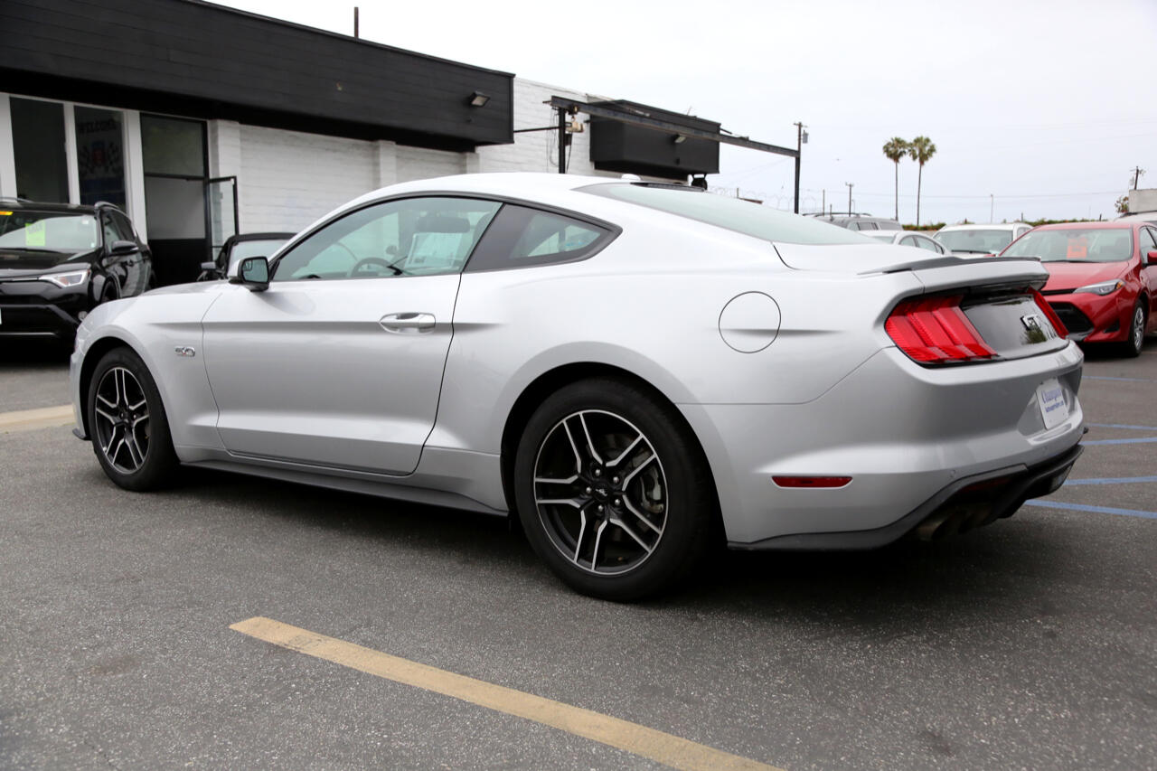 Ford Mustang 2dr Fastback GT Premium 2018