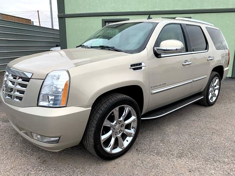 2008 Cadillac Escalade  for sale VIN: 1GYEC63878R117979