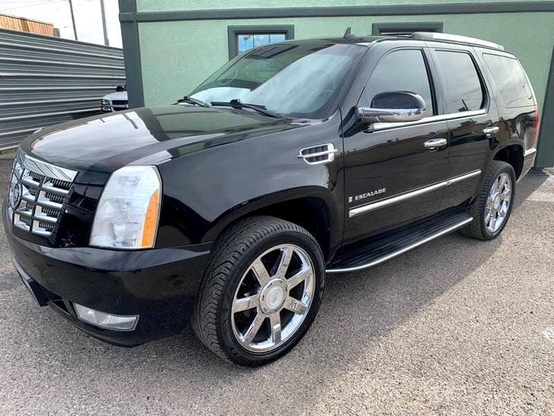 2008 Cadillac Escalade AWD for sale VIN: 1GYFK63878R257327