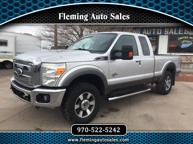 2011 Ford F-250 SD Lariat SuperCab SWB 4WD