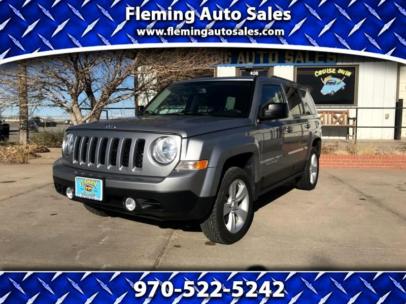2014 Jeep Patriot 4WD 4dr Latitude