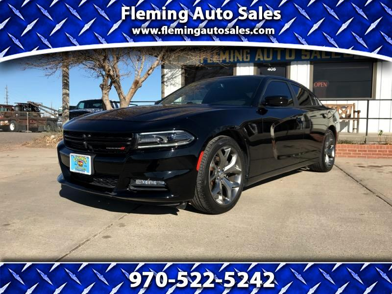 Dodge Charger 3.5L RWD 2016