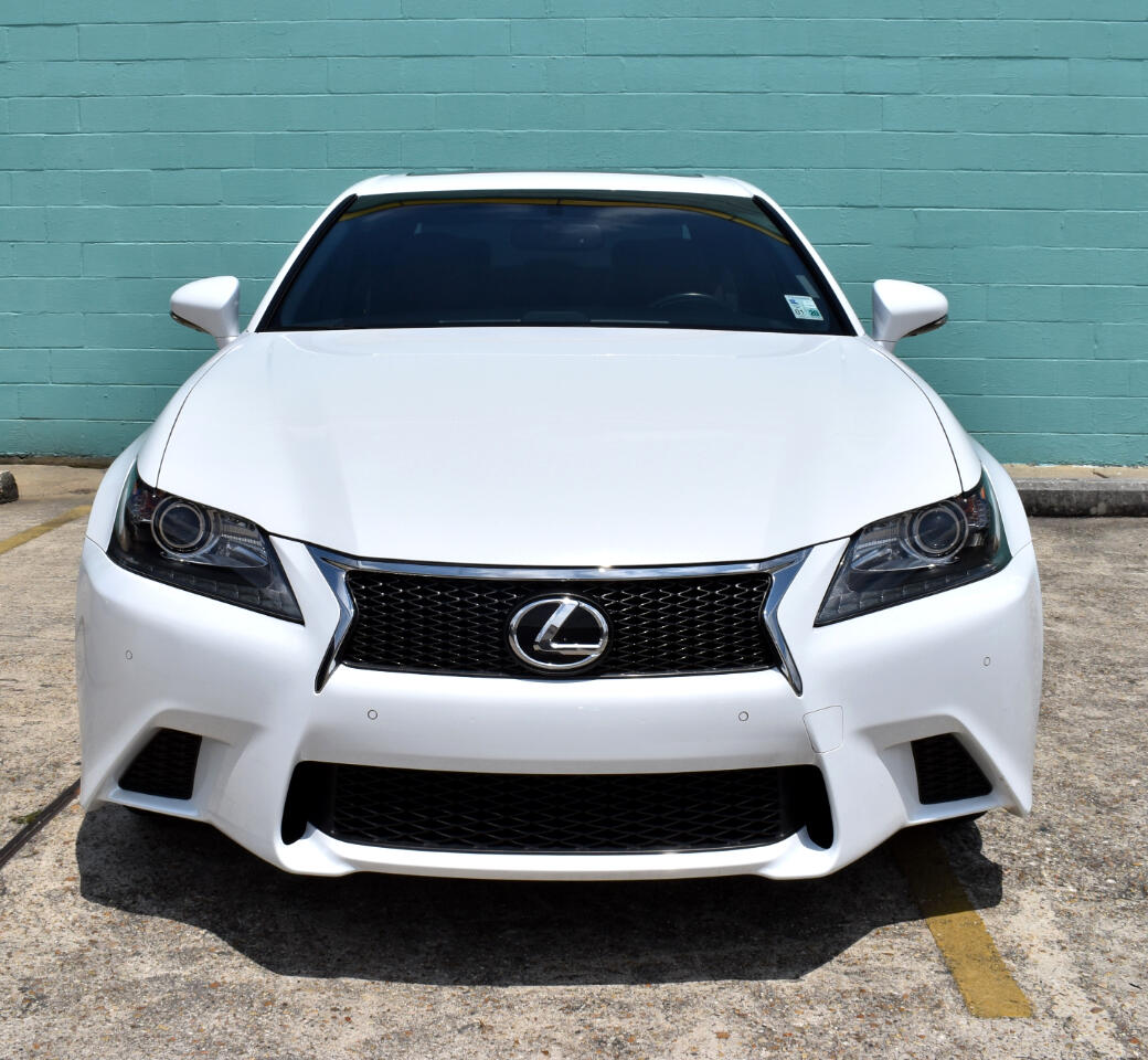 2015 Lexus GS 350 4dr Sdn RWD