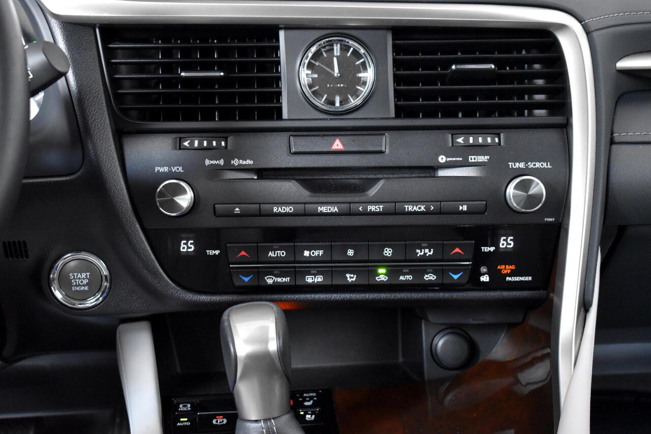2016 Lexus RX 350 FWD 4dr
