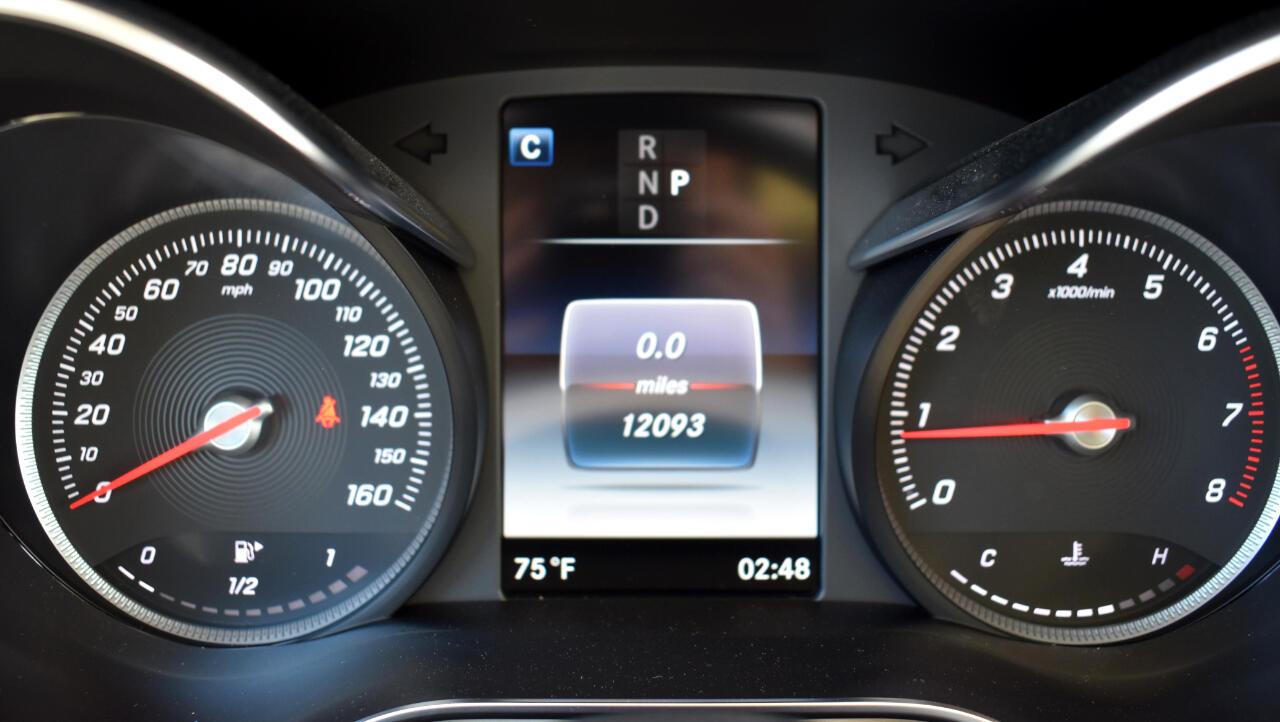 2018 Mercedes-Benz GLC GLC 300 4MATIC SUV