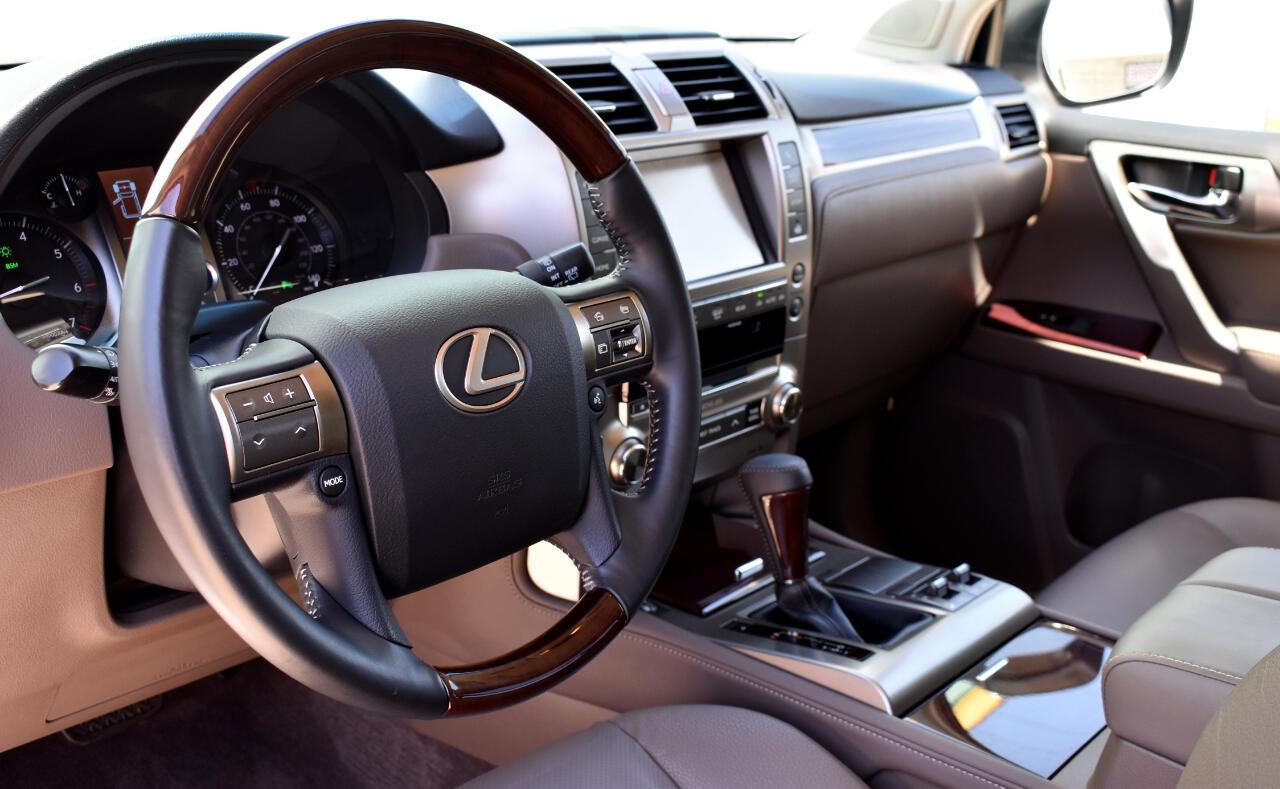 2018 Lexus GX GX 460 4WD