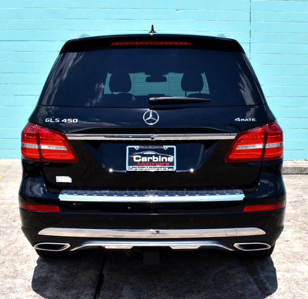 2019 Mercedes-Benz GLS GLS 450 4MATIC SUV
