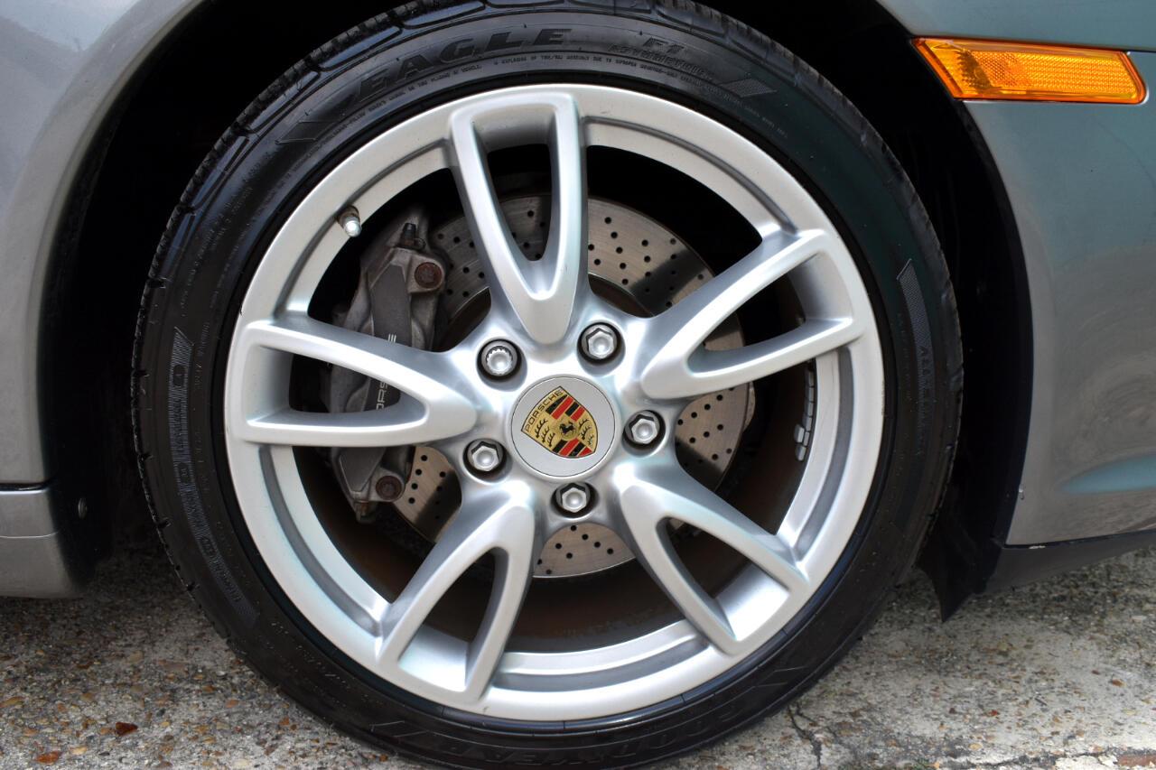 2009 Porsche 911 2dr Cpe Carrera