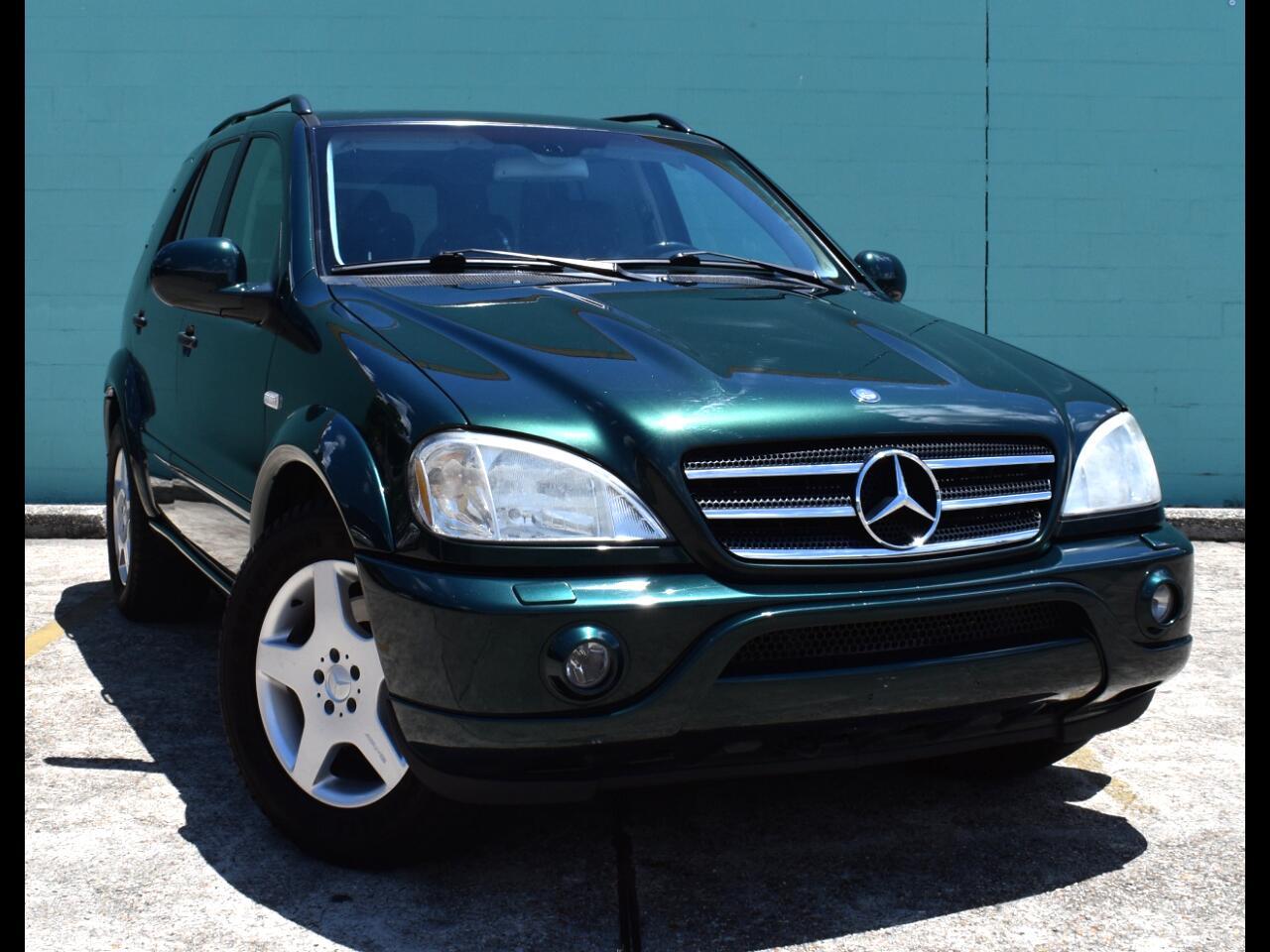 2001 Mercedes-Benz M-Class 4dr AWD 5.5L AMG