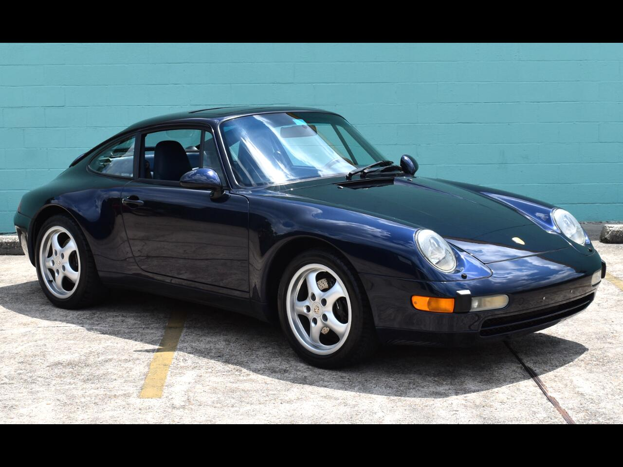 1995 Porsche 911 Carrera 2dr Coupe Carrera 6-Spd Manual