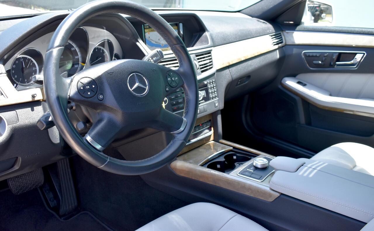 2011 Mercedes-Benz E-Class 4dr Sdn E 350 Sport RWD
