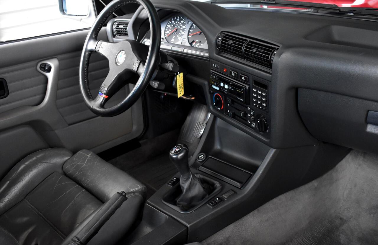 1988 BMW M3 2dr Cpe