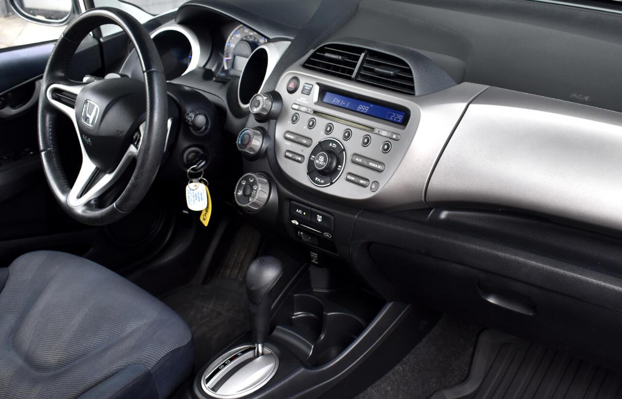 2010 Honda Fit 5dr HB Auto Sport
