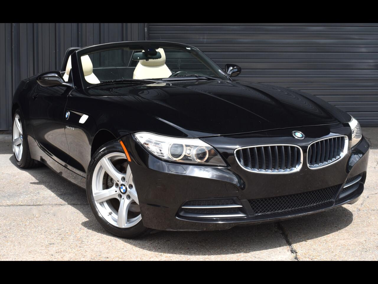 2011 BMW Z4 2dr Roadster 3.0si