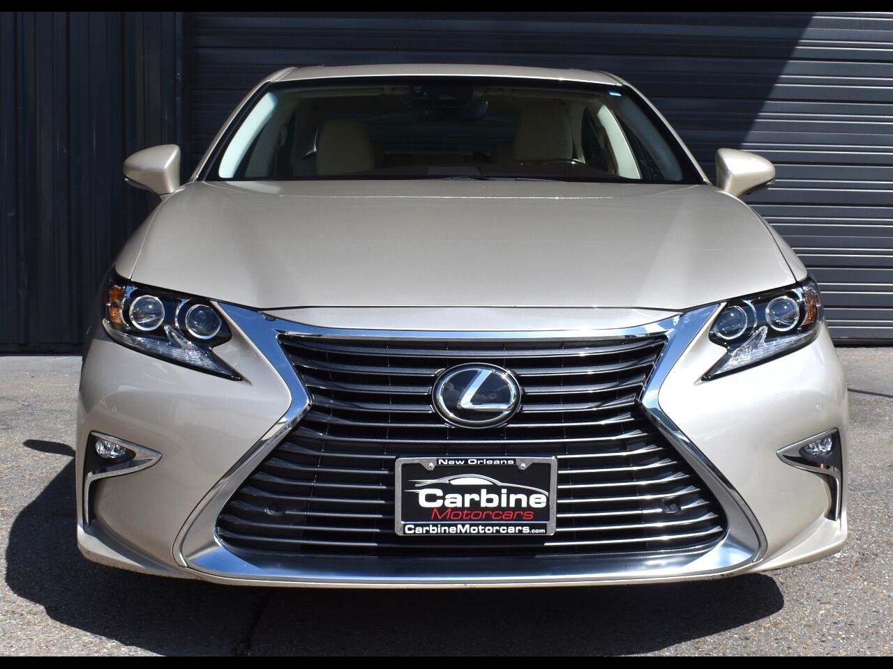 2017 Lexus ES ES 350 FWD