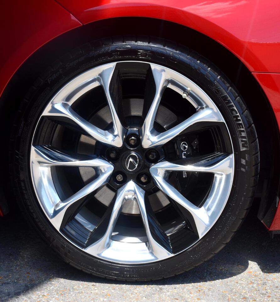 2018 Lexus LC LC 500 RWD