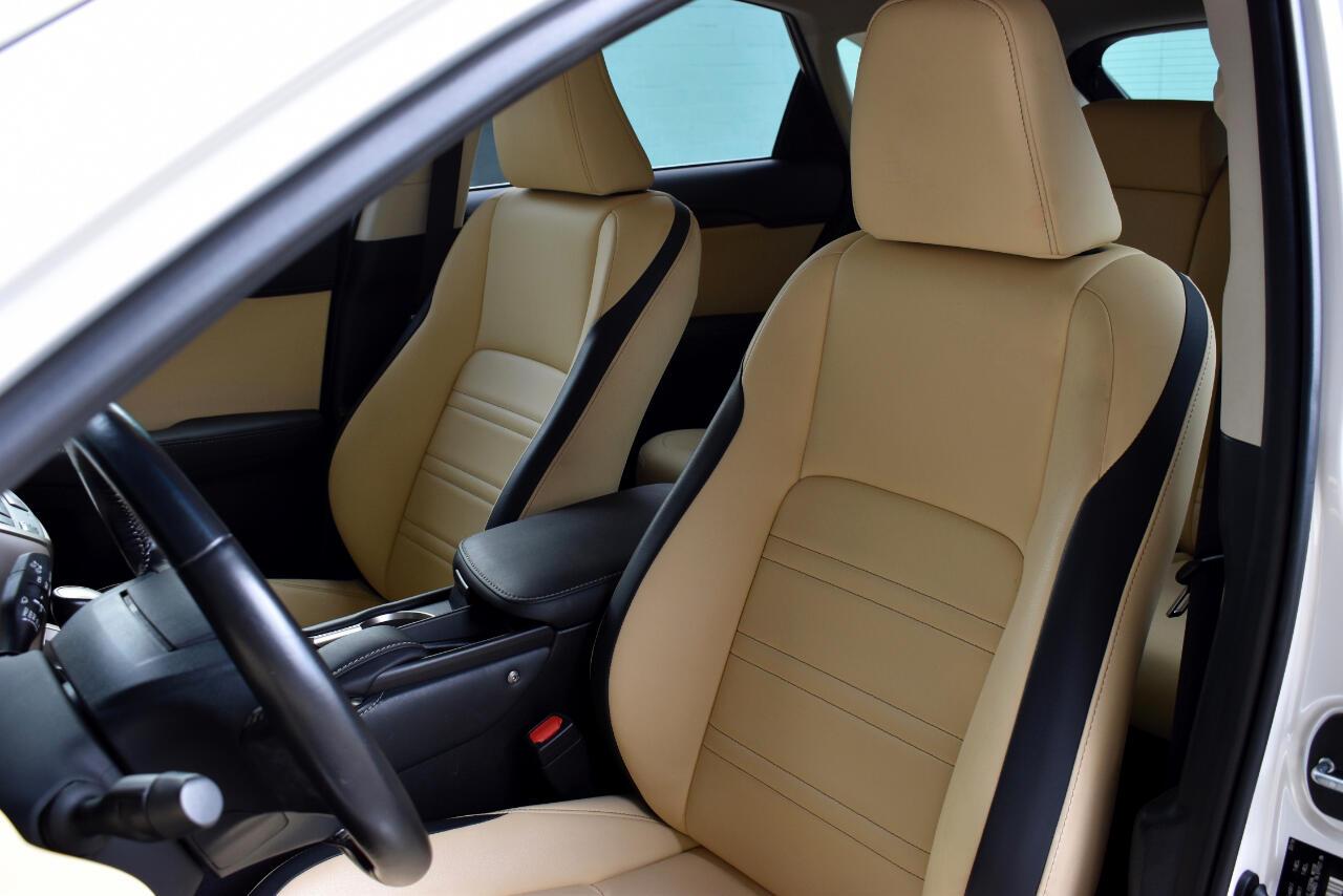 2016 Lexus NX 200t FWD 4dr