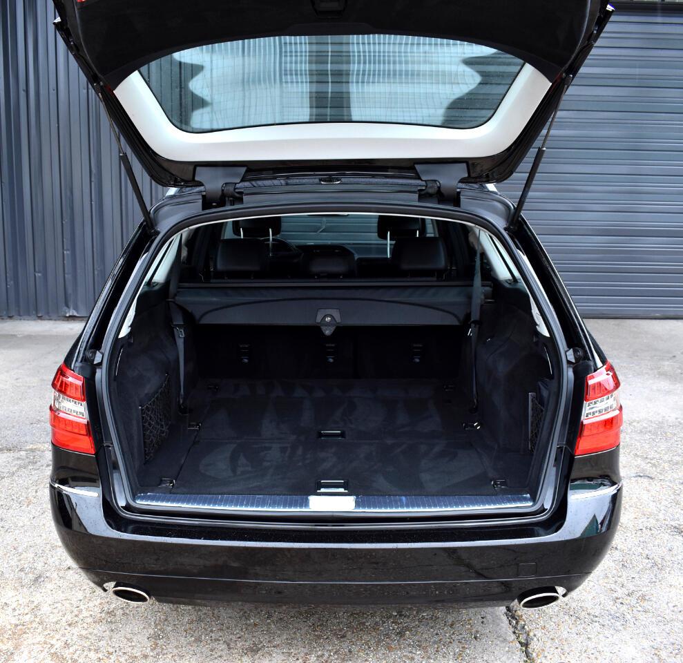 2013 Mercedes-Benz E-Class Wagon E350 4MATIC Wagon